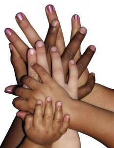We hands