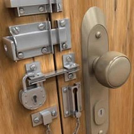 Locked door 3