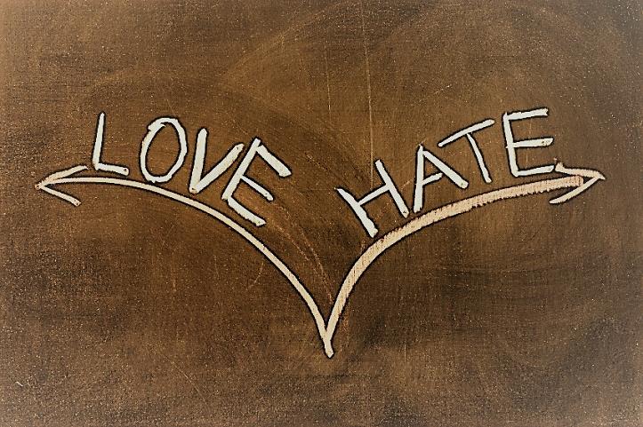 love-hate