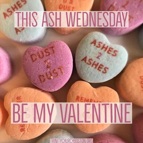 Ash valentines