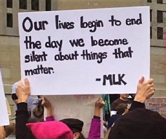 MLK women's march3