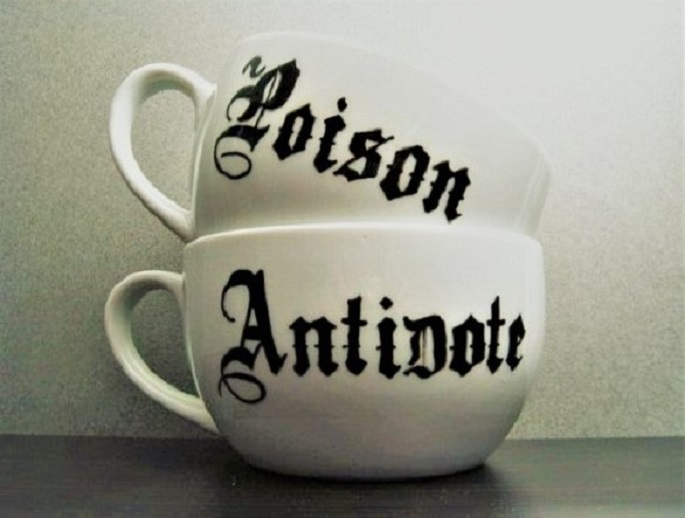 Cup of poison