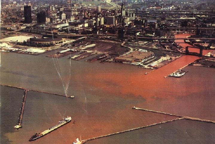 Cuyahoga pollution